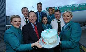 Aer Lingus lands in Liverpool and Berlin Tegel
