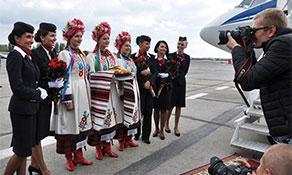 Belavia links Minsk with Odessa