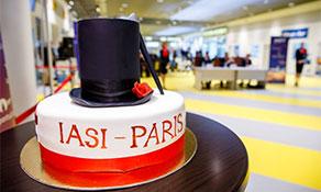 Blue Air links Iasi to four European capitals