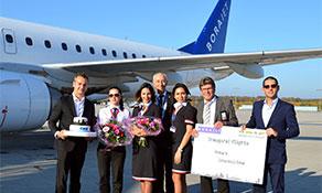 Borajet Airlines joins congested Cologne Bonn to Turkey market