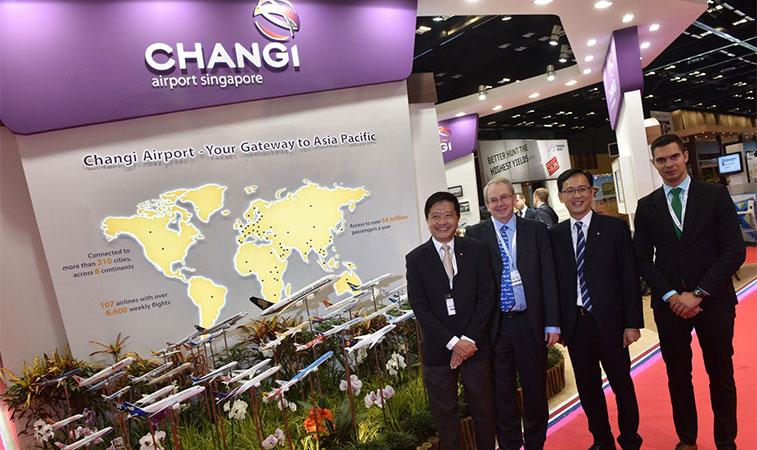 anna.aero Singapore Changi Airport World Routes in Durban