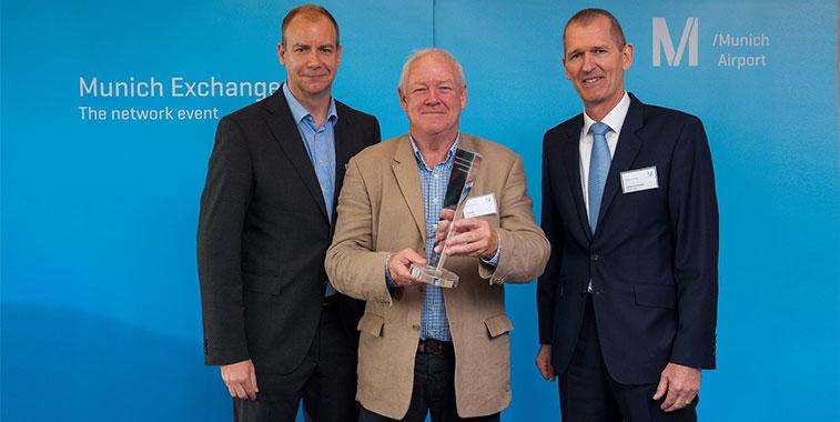 bmi regional 2015 Munich Exchange Award
