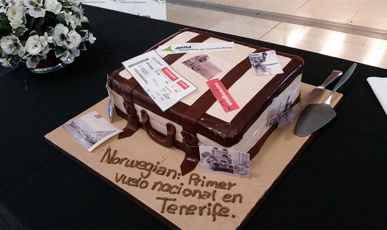 cotw vote norwegian Madrid to Tenerife North
