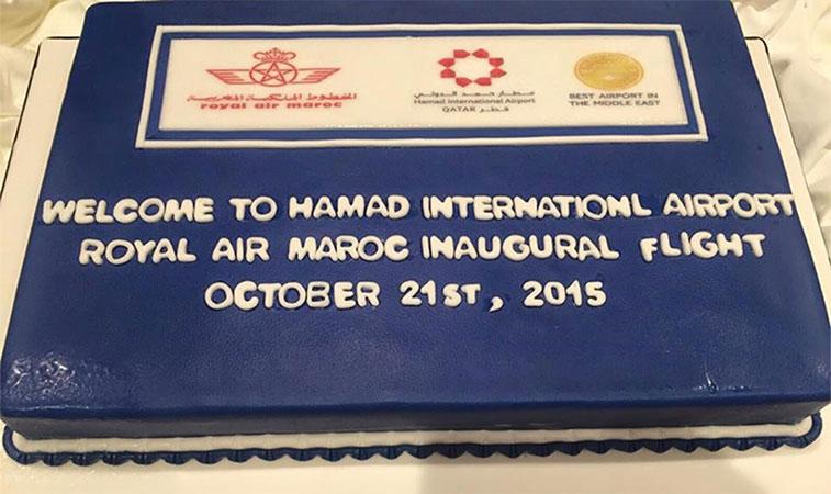 cotw vote Royal Air Maroc Casablanca to Doha