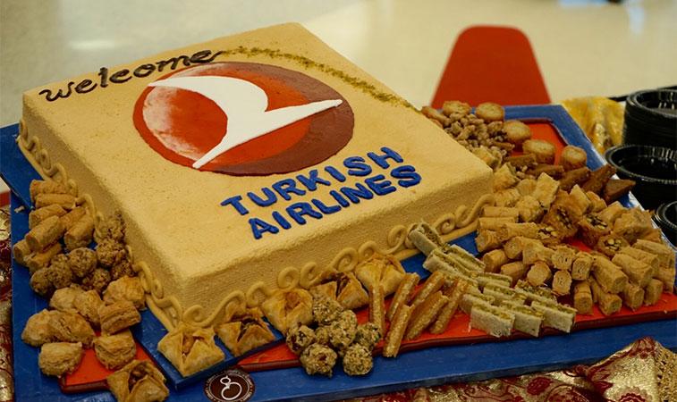 cotw vote Turkish Airlines Istanbul Ataturk to Miami
