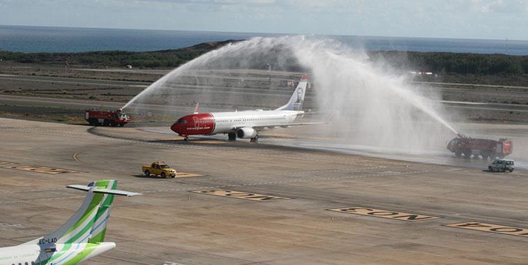 FTWA 12 – Norwegian Madrid to Gran Canaria