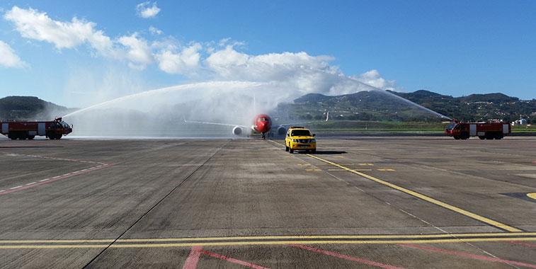 FTWA 13 – Norwegian Madrid to Tenerife North