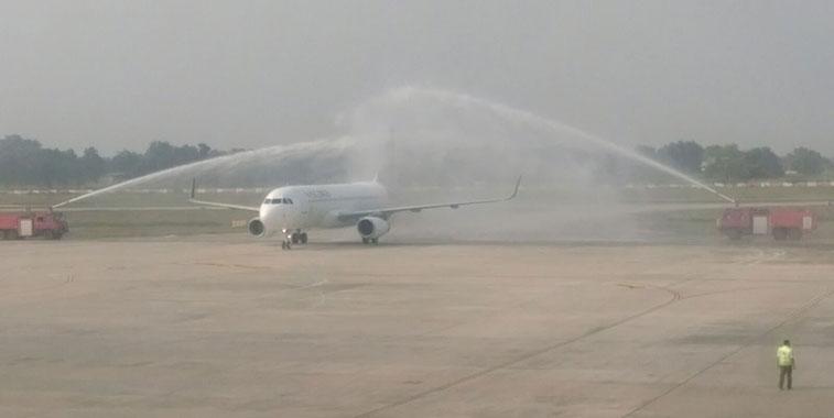 FTWA 19 – Vistara Delhi to Varanasi