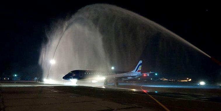 FTWA 2 – Air Moldova Chisinau to Odessa