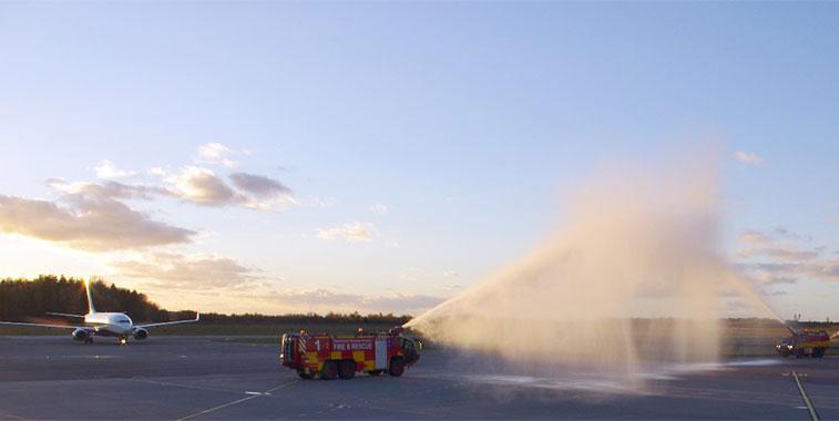 ryanair 13 new routes copenhagen stockholm skavsta airport