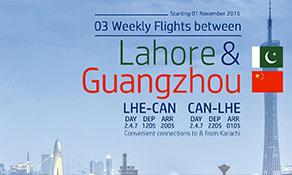 Shaheen Air International makes China debut