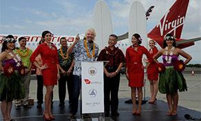 Virgin America hops to Honolulu