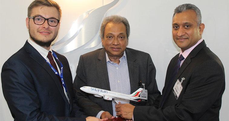 anna.aero sriLankan airlines chairman ajith dias airline development