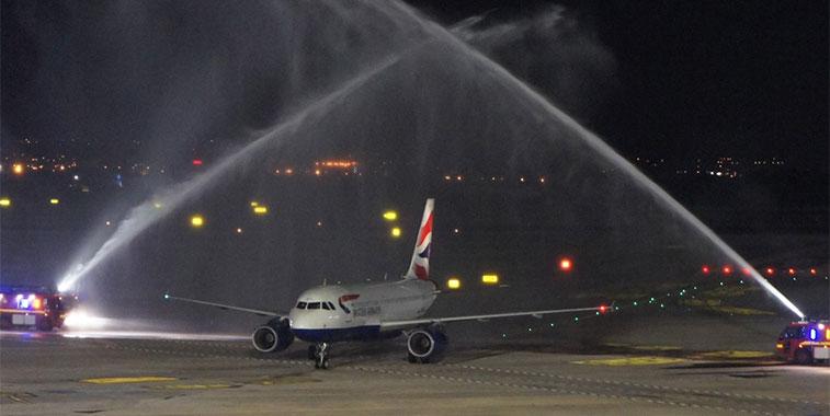 british airways london gatwick to valencia 5 november