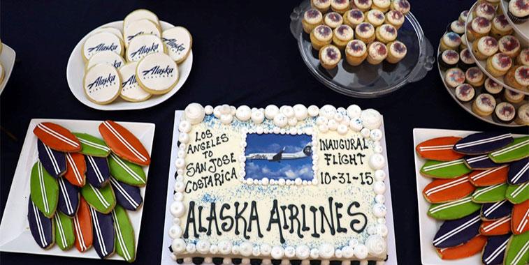 cake-alaska-airlines-los-angeles-to-san-jose