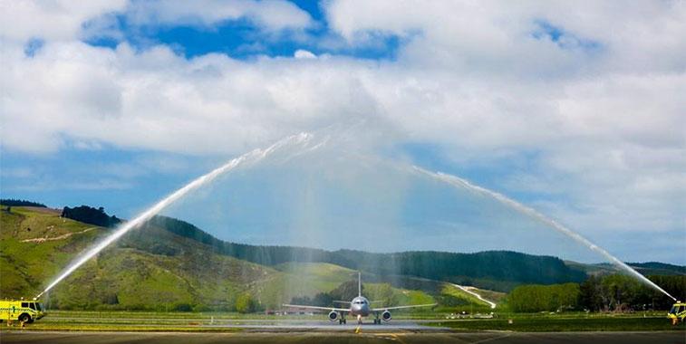 ftwa jetstar airways wellington to dunedin
