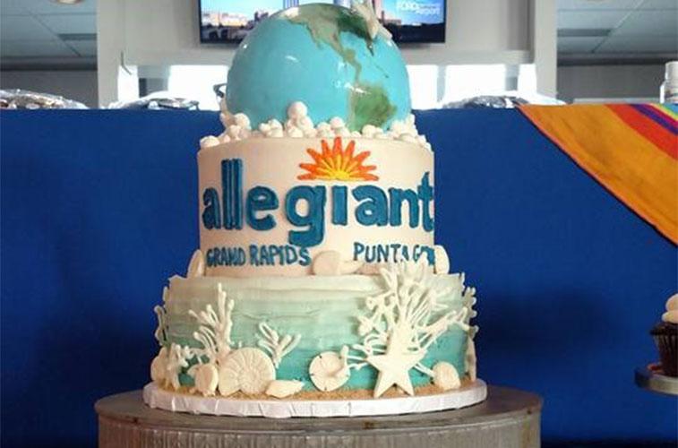 grand rapids airport in michigan allegiant airs from punta corda in florida cake