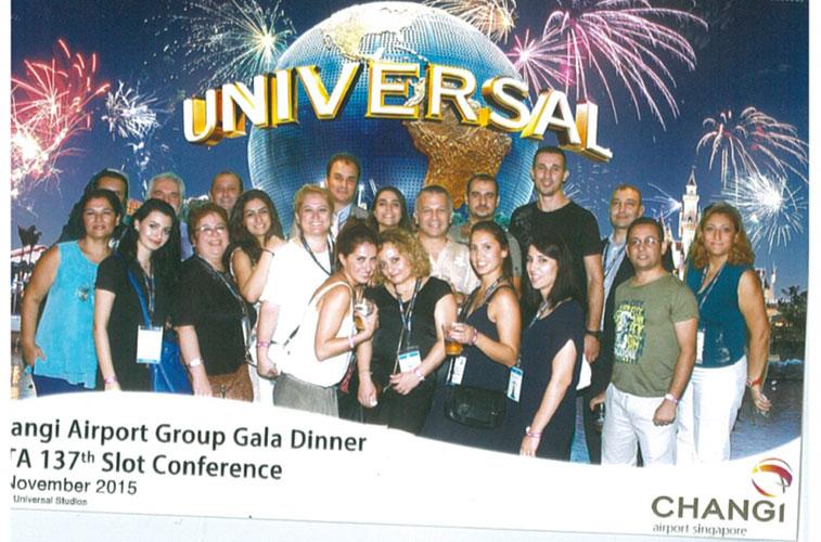 iata slot conference singapore universal studios