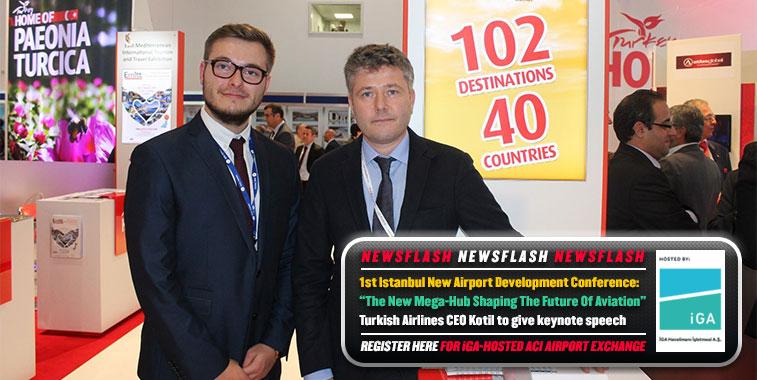 anna.aero meets with Pegasus Airlines' Sales VP, Emre Pekesen