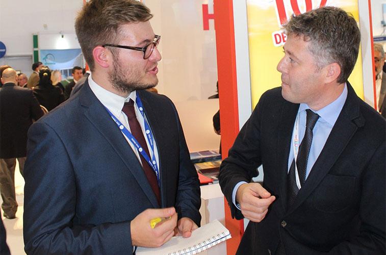 world travel market 2015 excel centre emre pekesen pegasus airlines istanbul capacity constraints