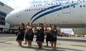 Air New Zealand says kia ora Houston