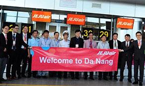 Jeju Air starts second route to Vietnam