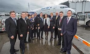 Blue Air brings Bucharest closer to Glasgow