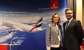 anna.aero helps welcome Emirates to Istanbul Sabiha Gökçen