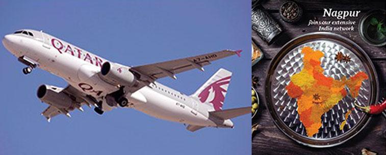 Qatar Airways resumes Nagpur service near seven-year hiatus