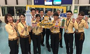 Tigerair Taiwan takes two to Tokyo