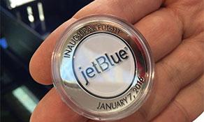 JetBlue Airways debuts in Daytona Beach