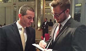 30 Second Interview - Federico Scriboni, Route Development Manager - Europe, Aeroporti di Roma