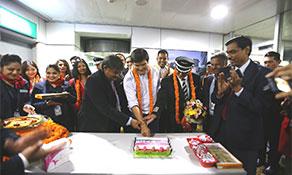AirAsia X returns to Delhi