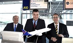 Brussels Airlines begins Nuremberg operations
