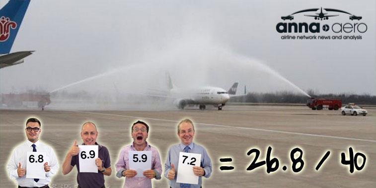 Spring Airlines Japan Tokyo Narita to Wuhan 13 February
