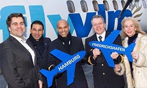 VLM Airlines re-establishes German domestic route trio