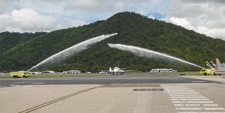 Airnorth Brisbane West Wellcamp to Cairns 15 March