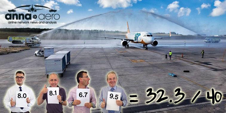 Cebu Pacific Air Manila to Guam 15 March