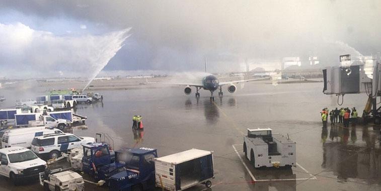Icelandair Reykjavik/Keflavik to Chicago O'Hare 16 March
