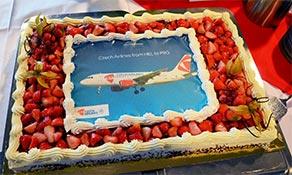 Czech Airlines commences Prague – Helsinki service