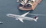 Qatar Airways starts its third destination down under