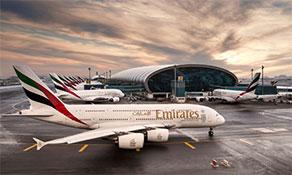 London Heathrow, Bangkok and Kuwait leading generators of connecting traffic at MEB3 hubs in Abu Dhabi, Doha and Dubai