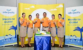 Cebu Pacific Air goes to Guam