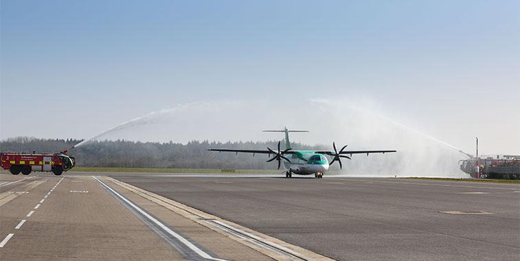 Aer Lingus Cork to Southampton