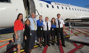 Elite Airways adds Naples to network