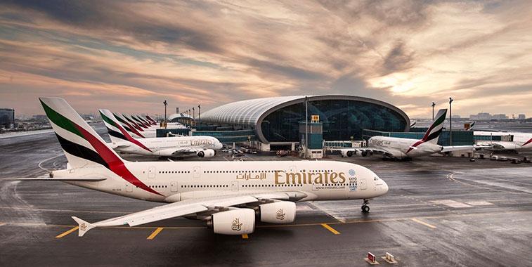 Connecting traffic at Abu Dhabi, Doha and Dubai analysed