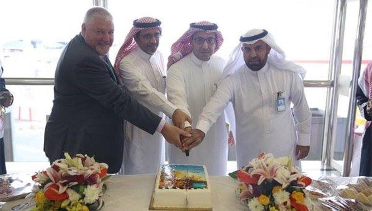 Saudi Arabia Riyadh to Al Jouf in the north of the country