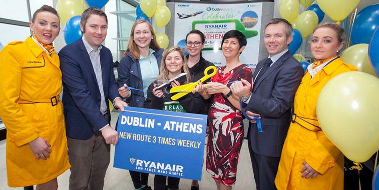 Ryanair nets nine new routes