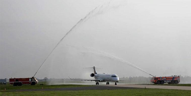 Lufthansa Munich to Debrecen 11 April