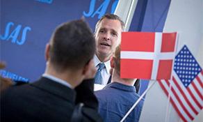 SAS start Copenhagen quartet